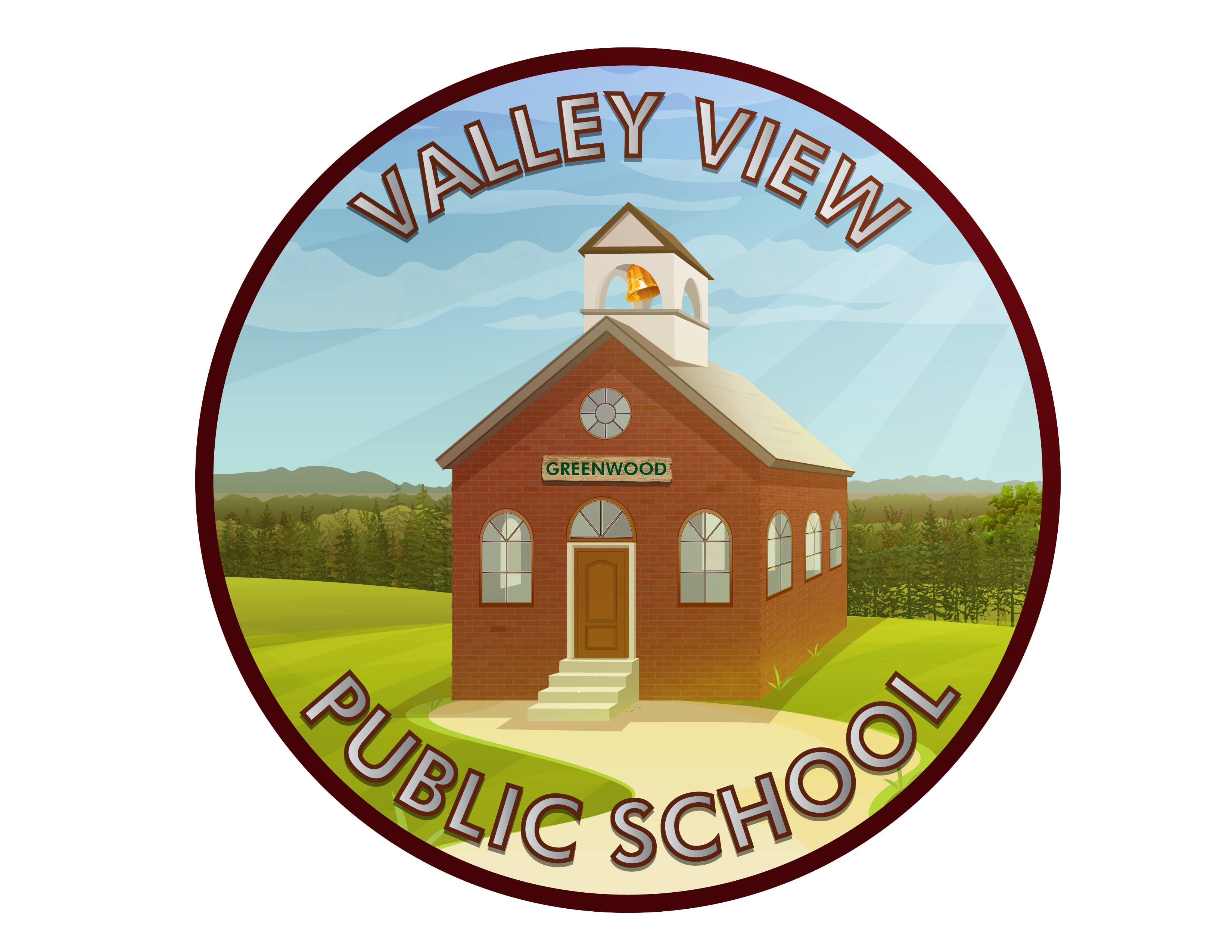 Valley View Public School logo